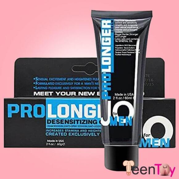 Men Pro Longer Penis Cream PEC-011