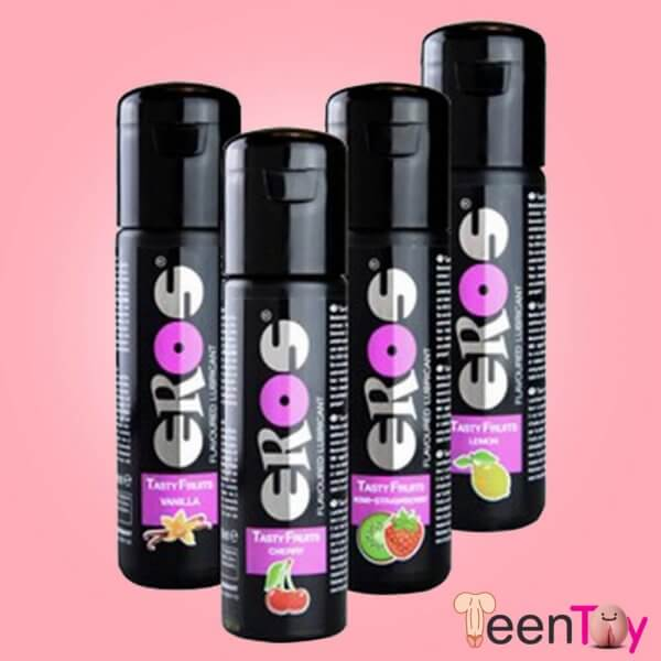 Tasty Fruits Flavoured Lubricant by EROS 1pc 100ml CGS-013