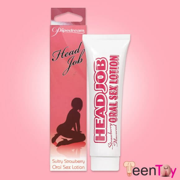 Head Job Edible Lube CGS-025