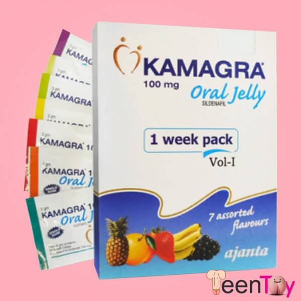 Kamagra Oral Jelly CGS-027