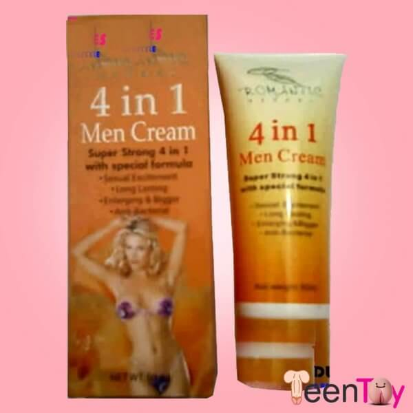 4 in 1 Men Sex Appeal Gel CGS-005