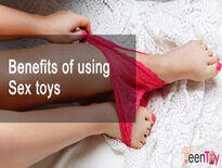 Benefits of using sex toys